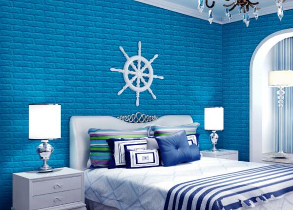 砖纹3d立体墙贴墙纸自粘图片