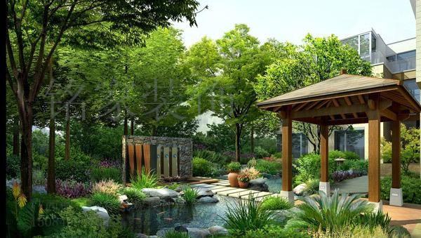 东北农家庭院景观设计图片