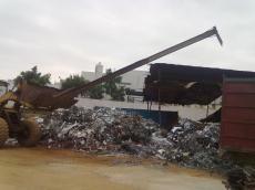 水口废铁回收+江北废铁回收