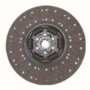 供应汽车离合器EQ430六簧 离合器片
