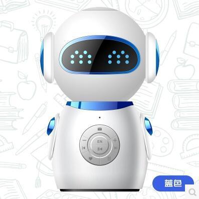 语音机器人智能小胖家庭学习儿童孩子陪伴早教玩具第5代