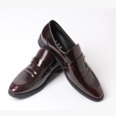 【厂家批发】承发新款男士真皮鞋子男鞋潮休闲鞋品牌英伦皮鞋温州