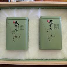 清风为伴绿茶茶叶礼盒装浓香型高山云雾自产自销