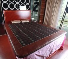 托玛琳三色石床垫、坐垫 天津托玛琳三色石床垫批发价格