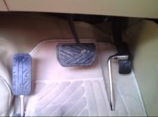 温馨手CQF-WXSI-2型残疾人驾车辅助装置(油门左延伸)