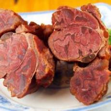 供应牛腱 安徽特产卤味黄牛肉 牛肉休闲食品 熟食肉类批发团购200g