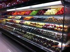 供应 立式水果保鲜柜