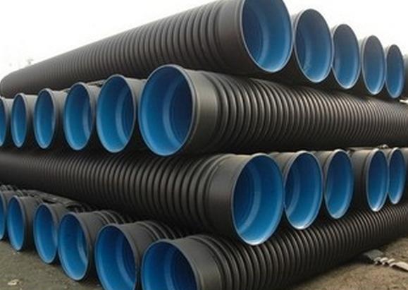 大量优质统塑HDPE双壁波纹管批发