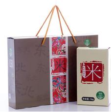 供应新米上市哪兒香自留米東北五常大米稻花香米2號小輾子米3KG包郵