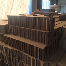 厂家直销支持定做蜂窝纸板 纸芯