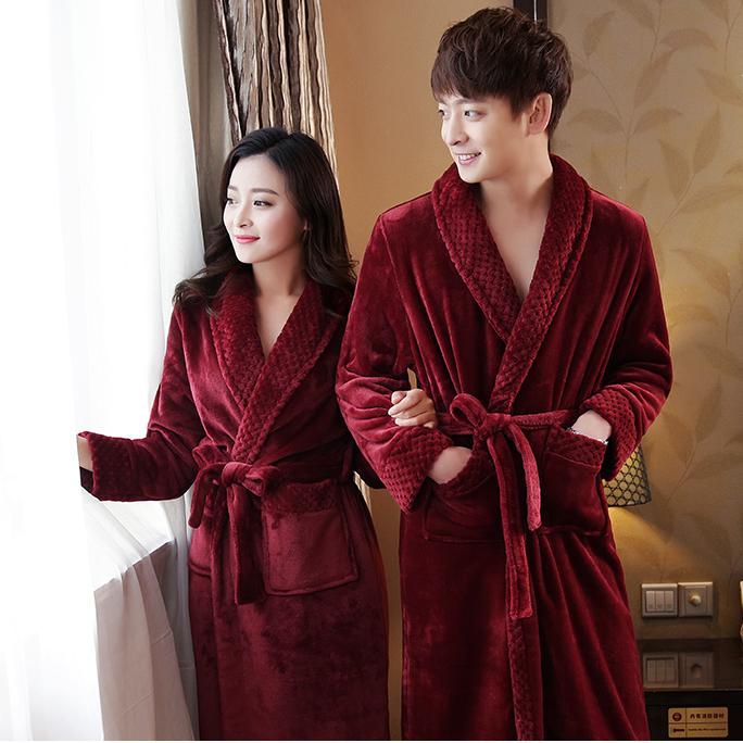 魅力人生 美丽浴袍