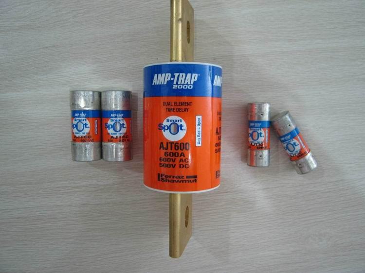 法国Mersen(Ferraz Shawmut )熔断器AJT