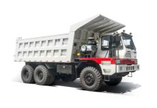 63吨LNG宽体矿用车