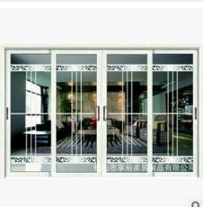 定制玻璃门首选裕安门业中国铝门十大认证品牌做工稳定品质保证!