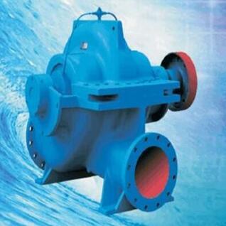 供应 单级双吸中开蜗壳离心泵