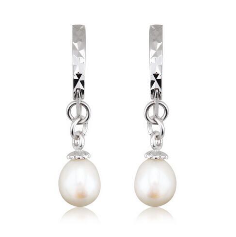 供应 意高 925纯银 纯美珍珠 珍珠耳钉 厂家直销批发 防过敏 Y20236