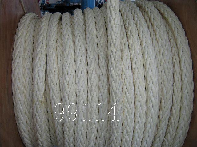 十二股编织绳