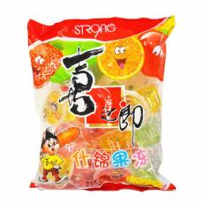正品 喜之郎果冻360g 袋装 休闲零食 超市食品批发 1箱*16袋