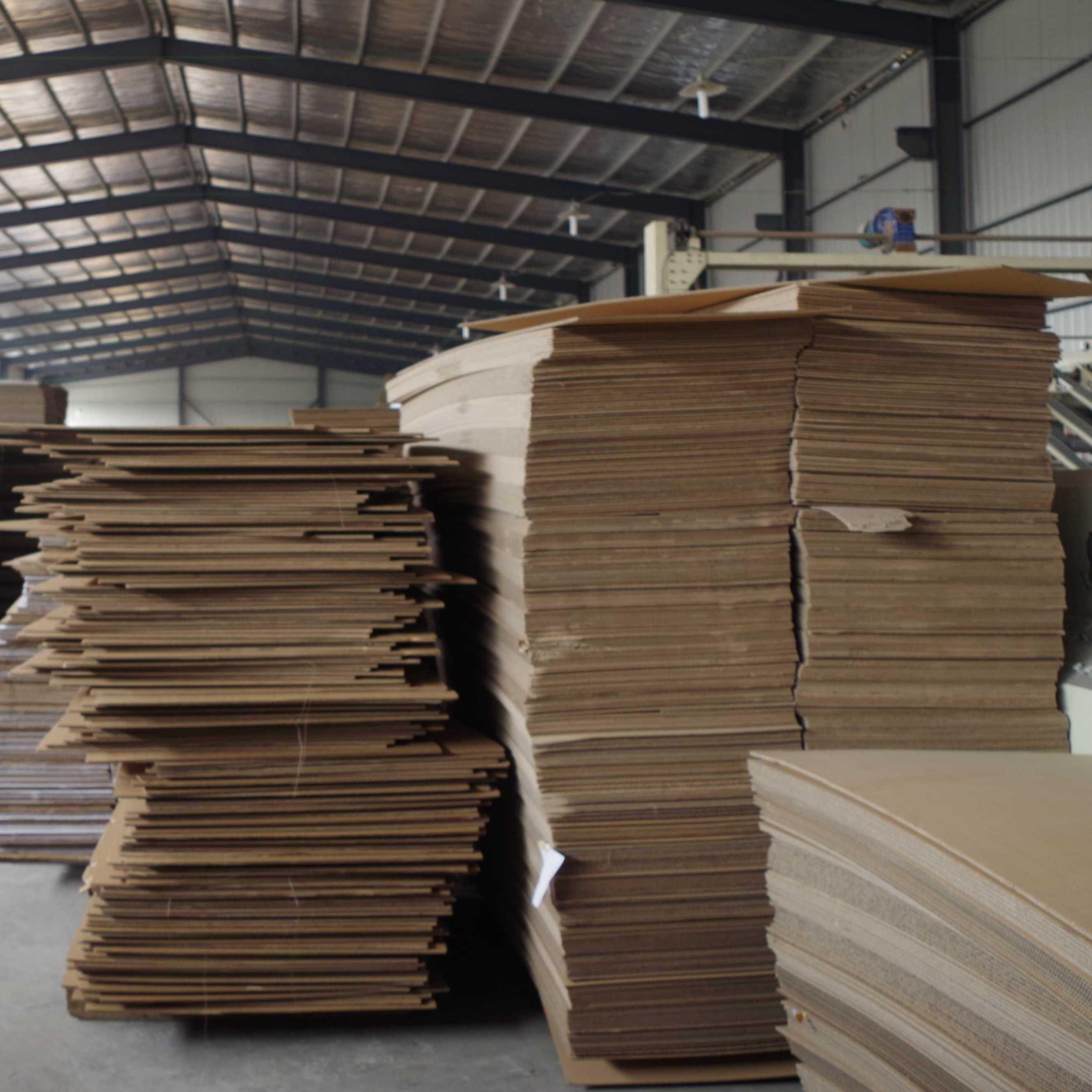 高品质瓦楞纸箱出自诺曼尔纸箱厂家