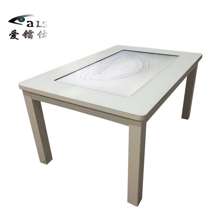 55寸触摸桌白色款