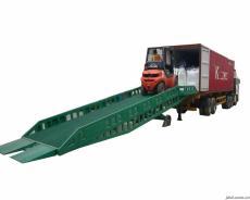 供应苏州琇泽牌移动式装卸平台登车桥