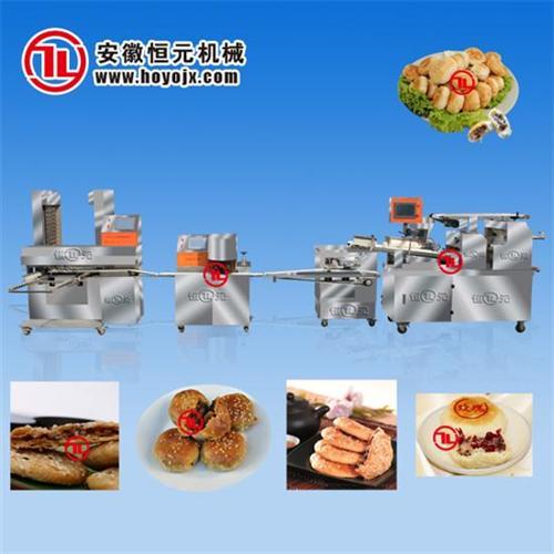 宿州酥饼机、恒元机械(已认证)、最实惠酥饼机