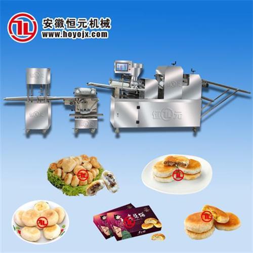恒元机械(图)|小型酥饼机|宿州酥饼机
