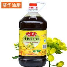 婧华压榨菜籽油 无任何添加剂非转基因都江堰及周边菜籽 厂家直销