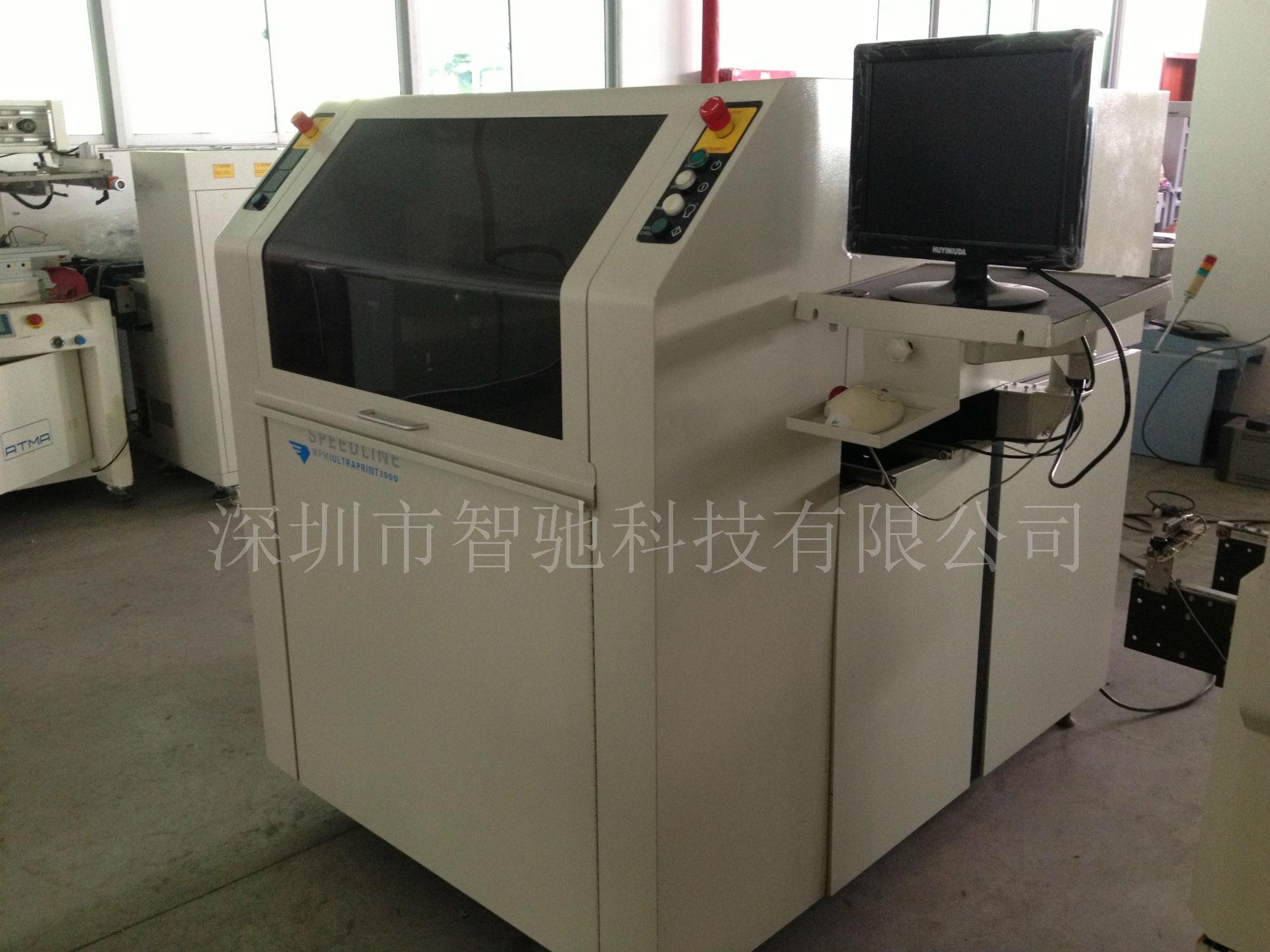 供应二手美国进口MPM UP2000-HiE全自动锡膏印刷机
