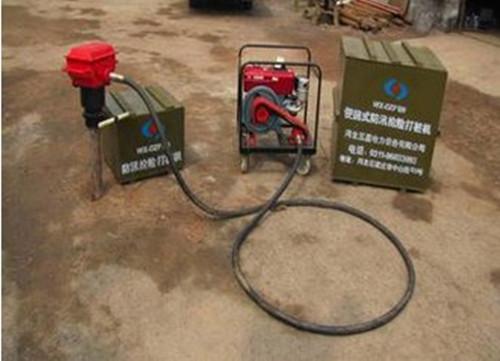 浙江气动打桩机适用范围//打桩机规格