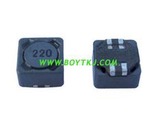 贴片共模电感RHB127-150uH 交叉或平行感量 双绕阻电感 贴片功率电感