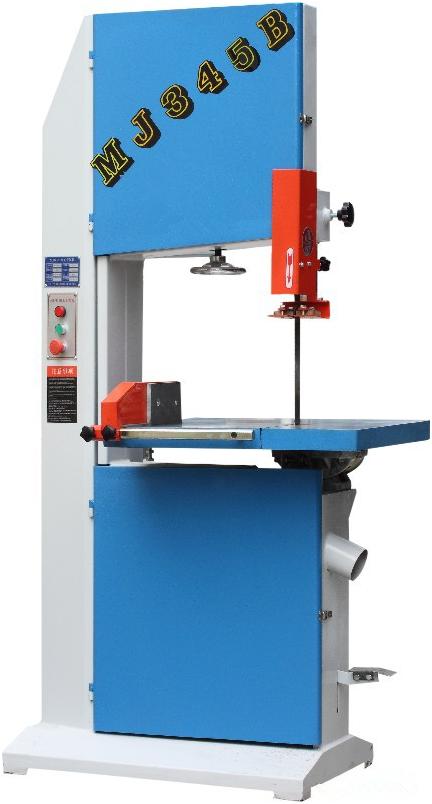 厂家批发 木工机械 力威源细木工带锯机MJ345B