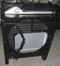 WP13D317E200 潍柴道依茨发电机组散热器水箱