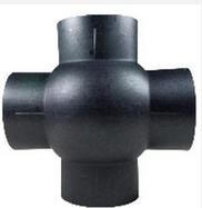 天津塑料管件厂家供应(HDPE球形四通)