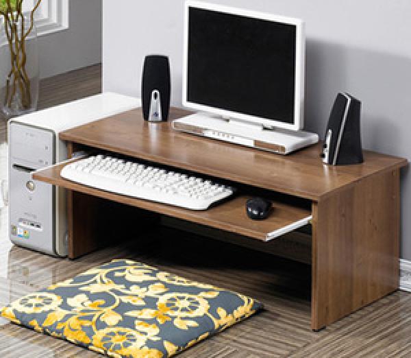 电脑桌时尚简约咖啡桌 休闲洽谈桌子 小户型桌图片