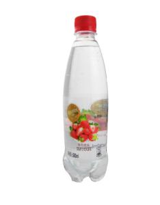 活力恩5℃ 草莓味苏打水 450ml
