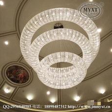 酒店非标工程灯 酒店艺术非标灯具 异形灯具定制