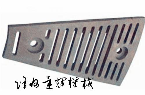 达辉供应各型号隔仓板 磨机配件隔仓板系列