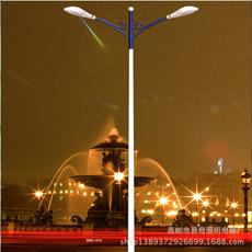 厂家直销 新款优质单臂路灯 造型美观节能环保可来图定做