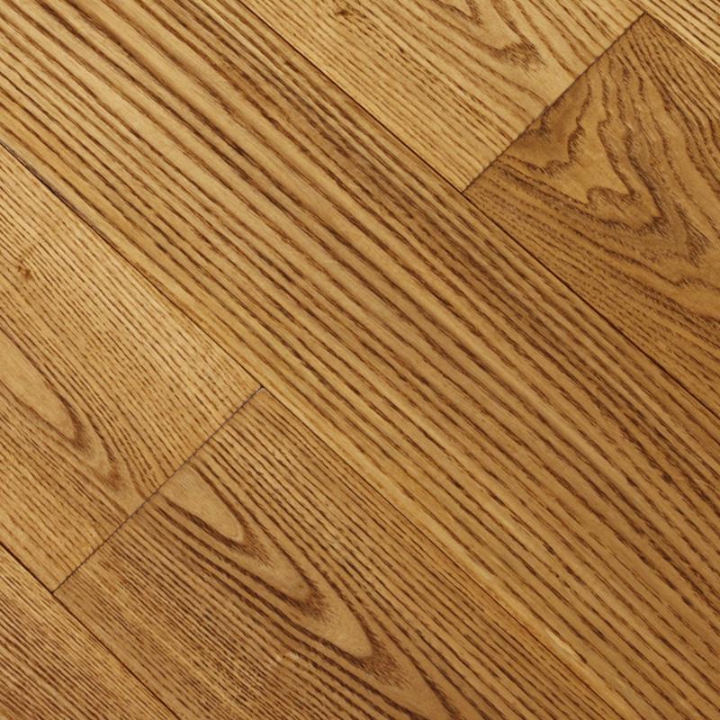 万年红 白蜡木纯实木地板18mm 仿古手抓纹 室内家装环保 厂家直销