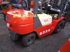 3吨二手叉车转让、泰兴二手叉车市场、杭州、合力二手叉车交易市场