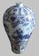 景德镇精品陶瓷 仿元青花梅瓶 多种摆设器皿