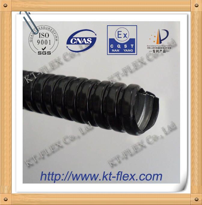 供应单勾夹棉线软管  金属电线软管     包塑金属软管   穿线软管