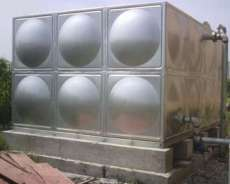嘉善水箱制作,不锈钢保温水箱制作