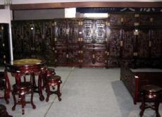 供应 中式明清仿古家具 榆木实木茶几 茶桌椅组合 功夫茶桌茶台
