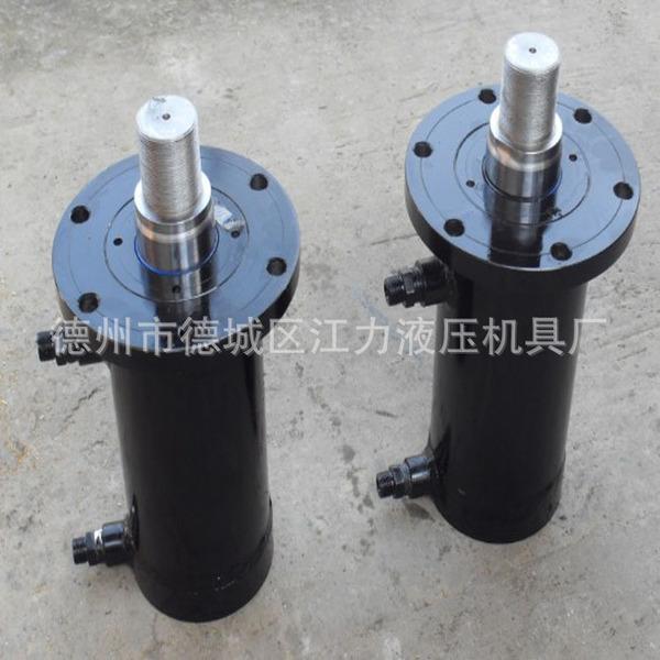 厂家供应各种型号液压油缸 双作用油缸 油压缸 非标油缸 前.图片