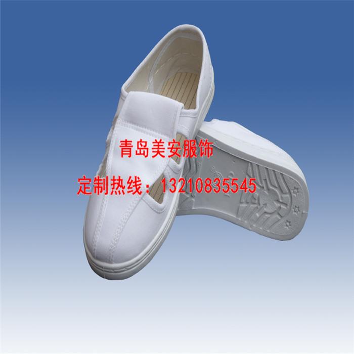 穿防静电鞋鞋的要求是什么?青岛美安服饰来说