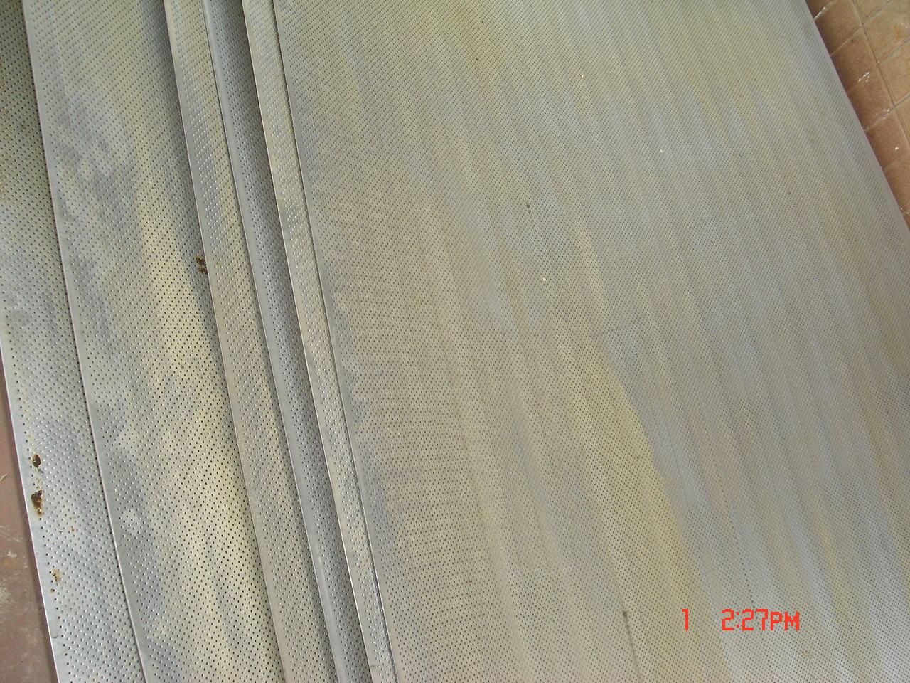 供应金鑫公司塔筛板化工机械配件冲孔网板筛网板