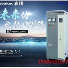 大同320kw 千瓦高压软启动柜 搅拌机专用 三进三出