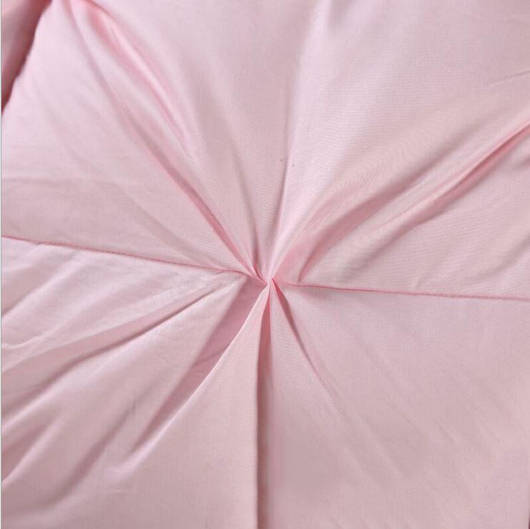 柔赛丝羽绒被95%白鹅绒被芯被子双人保暖加厚冬被
